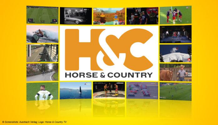 Logo: Horse & Country TV