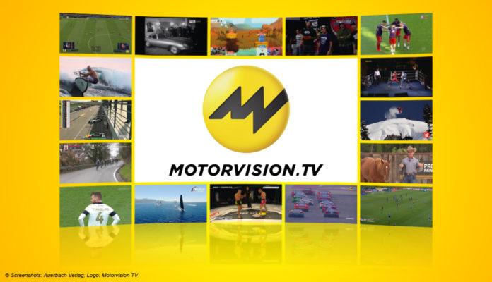 Logo: Motorvision TV
