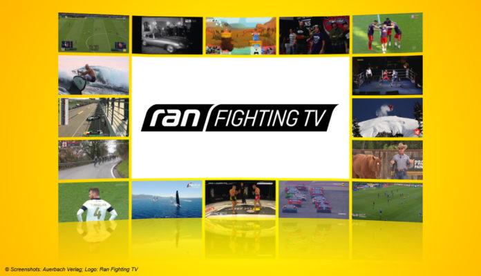Logo: Ran Fighting TV