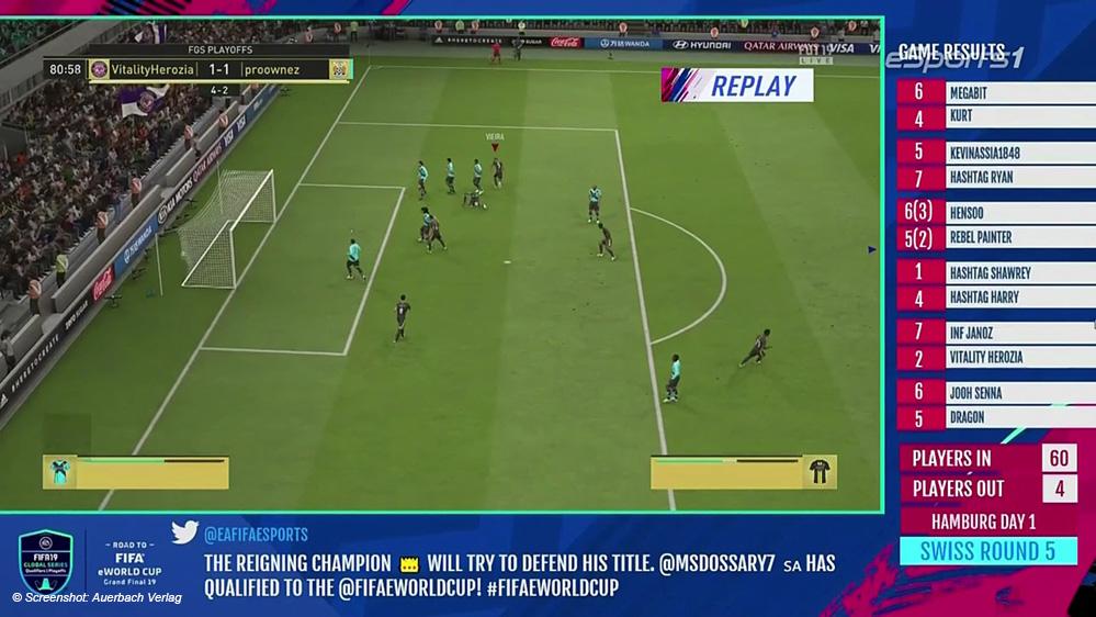 Programm eSports1