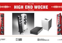 HIGH END 2020 Woche Nubert Lautsprecher Messe Highlights Aktivlautsprecher