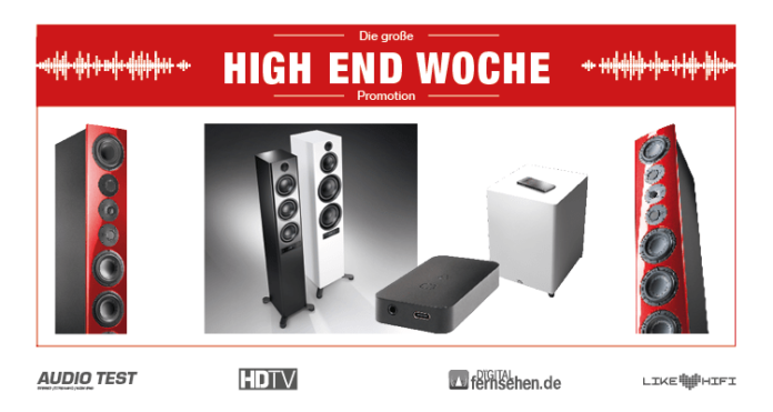 HIGH END 2020 Woche Nubert Lautsprecher Messe Highlights Aktivlautsprecher