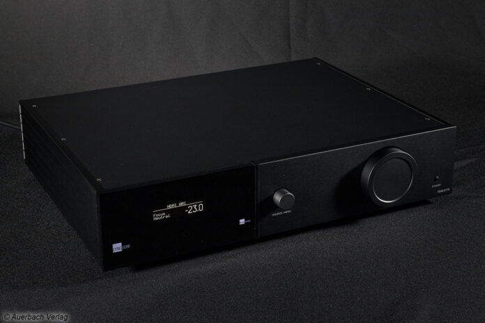 Lyngdorf TDAI-2170 Stereovollverstärker Amp Verstärker Test Review