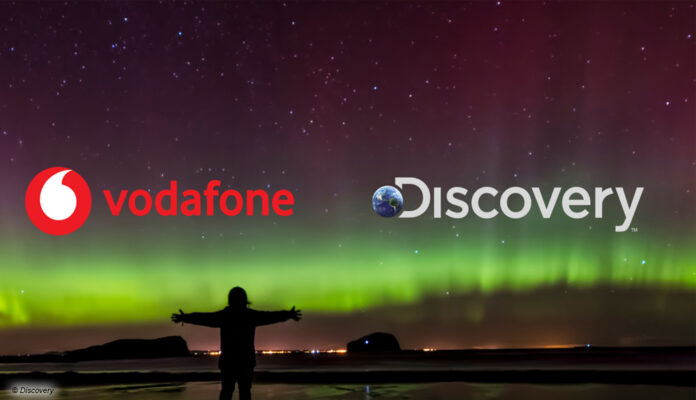 vodafone discovery discovery+
