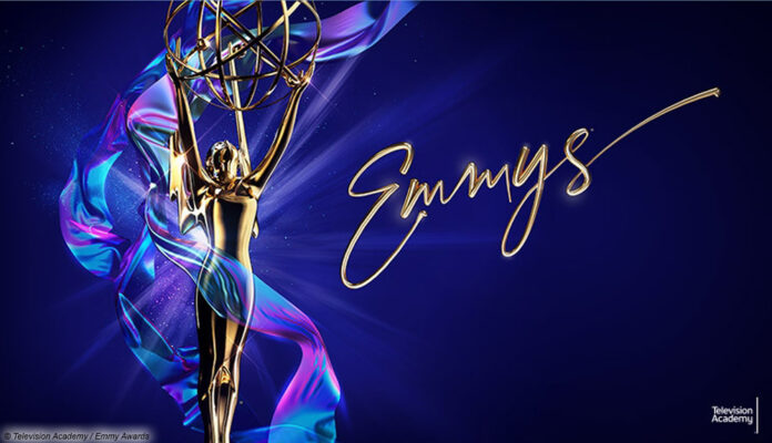 Emmys Emmy Awards © Television Academy, National Academy of Television Arts & Sciences, International Academy of Television Arts & Sciences