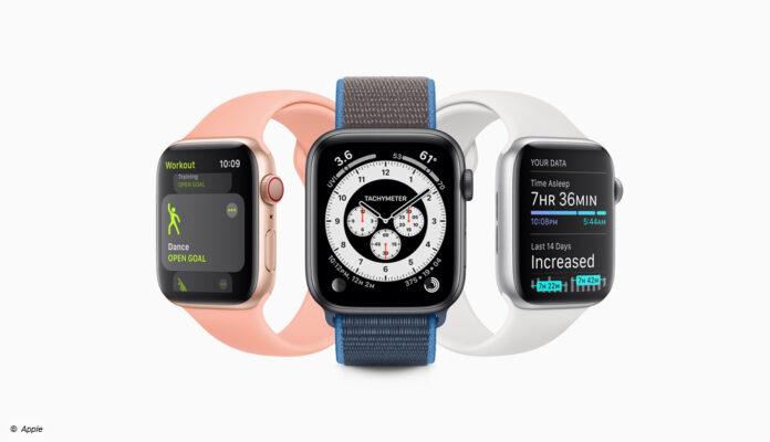 Die Apple Watch ist zum Black Friday bei Amazon reduziert