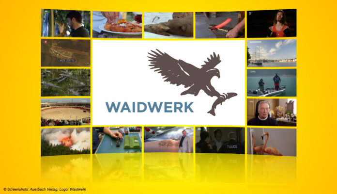Logo: Waidwerk