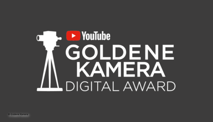 Goldene Kamera Digital Award