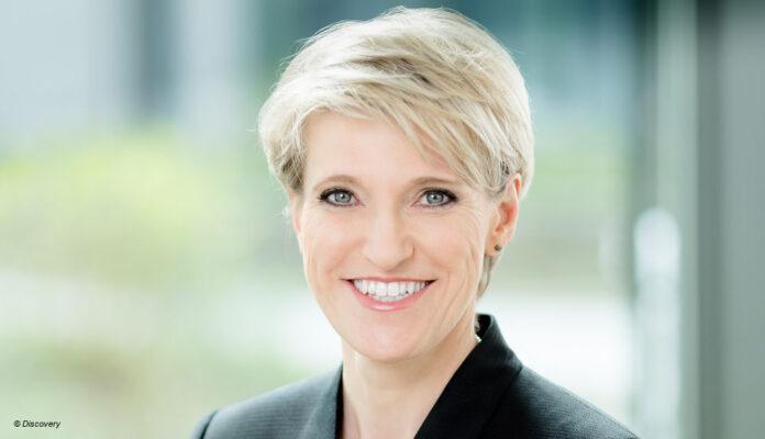 Eurosport-Chefin Susanne Aigner