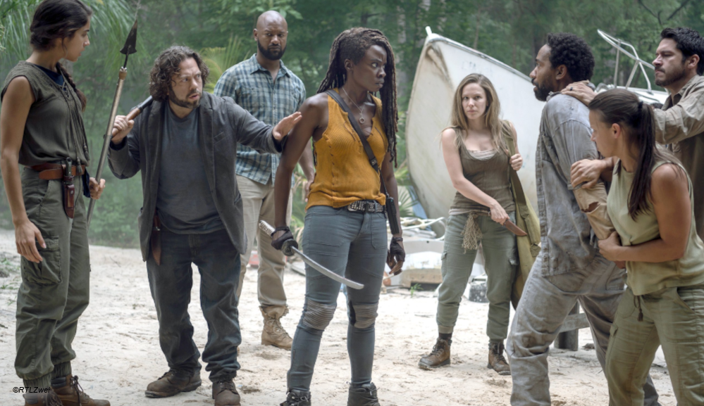 The Walking Dead Staffel 5 Deutsch Online