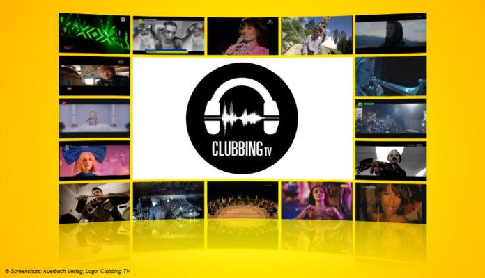 Logo: Clubbing TV