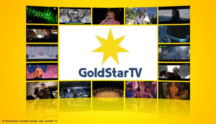 Logo: Goldstar TV