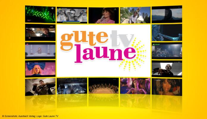 Logo: Gute Laune TV