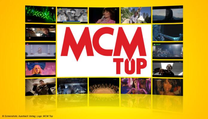 Logo: MCM Top