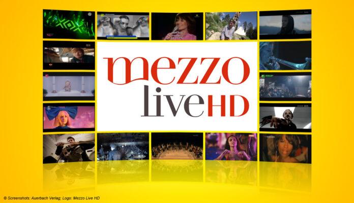 Logo: Mezzo Live HD