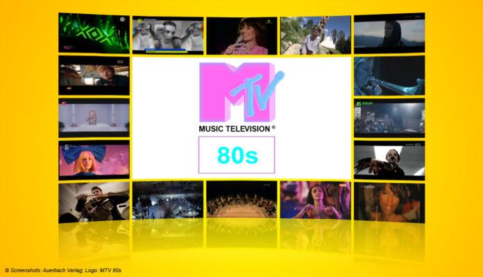 Logo: MTV 80s