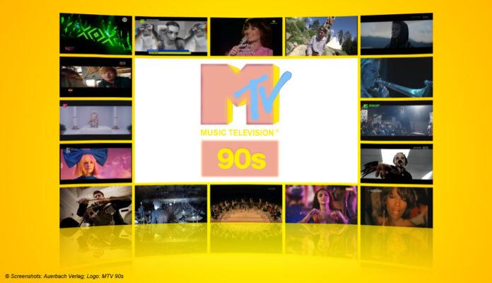 Logo: MTV 90s