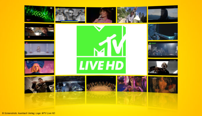 Logo: MTV Live HD