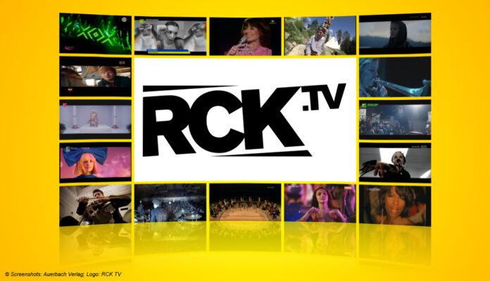 Logo: RCK TV