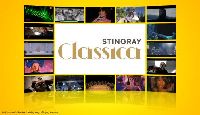 Logo: Stingray Classica