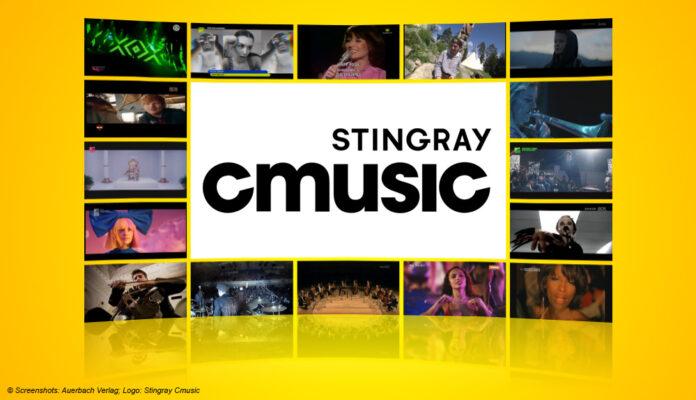 Logo: Stingray Cmusic