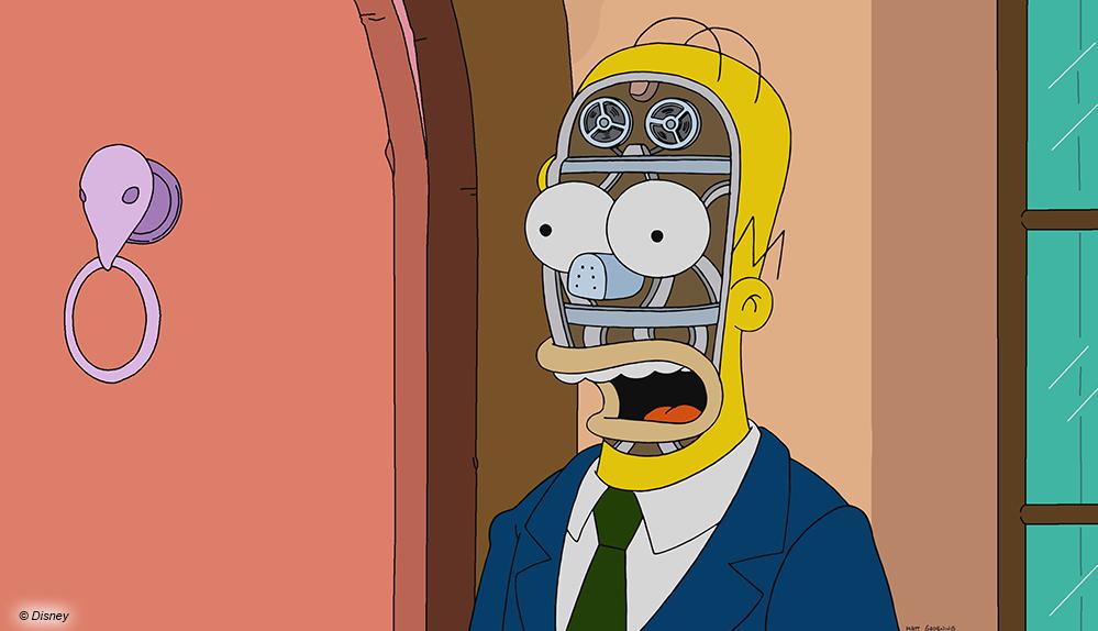 Die Simpsons: Neue Staffel bald bei Disney+ - DIGITAL