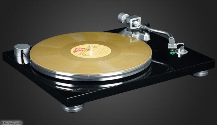 TEAC TN-3B Plattenspieler Schallplattenspieler Turntable Test News Review