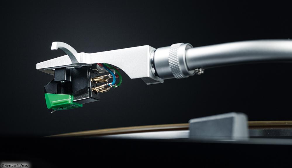 TEAC TN-3B Plattenspieler Schallplattenspieler Turntable Test News Review Tonabnehmer Audio-Technica