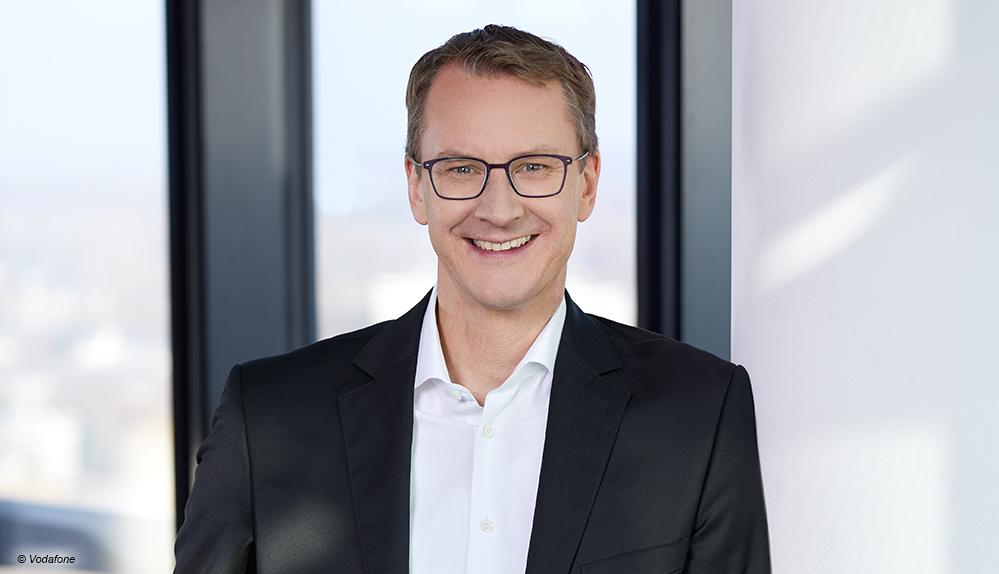 Andreas Laukemann, Geschäftsführer des Consumer-Bereichs von Vodafone sprach mit DIGITAL FERNSHEN über die Integration von DAZN.