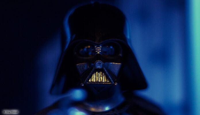 Darth Vader, erstmals dargestellt von David Prowse