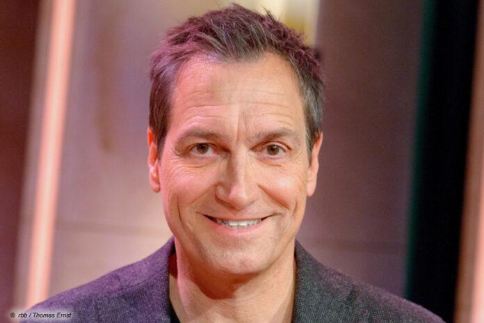 Der Kabarettist Dieter Nuhr bei seiner ARD-Show