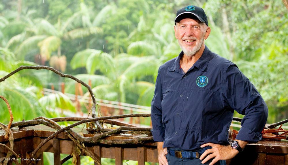 Dschungelshow-Arzt Dr. Bob