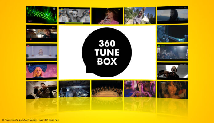 Logo: 360 Tune Box