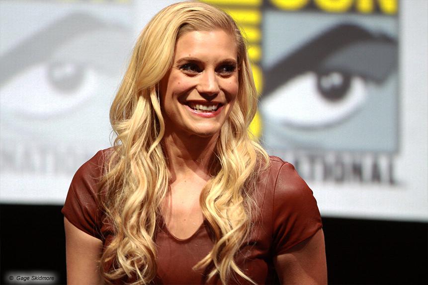 "Katee Sackhoff spielt Bo-Katan Kryze in ""The Mandalorian"""