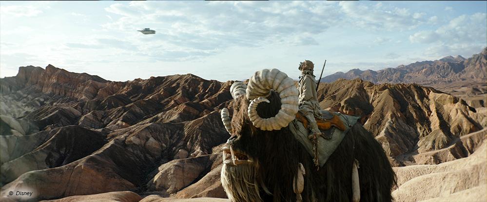 """""""The Mandalorian"""" auf Tatooine – angebliche die letzte Ruhestätte von Boba Fett"""