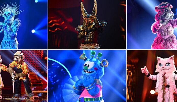 The Masked Singer: Finale am 24.11.2020