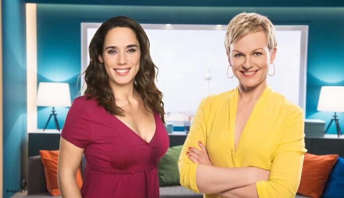 Frühstücksfernsehen sat 2 Before you
