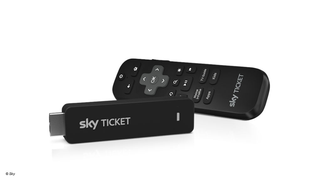Sky Ticket TV Stick gratis zur Cyber Week