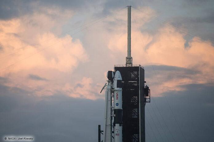 Das SpaceX-Raumschiff