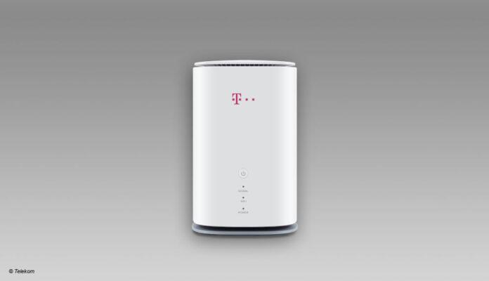 Die neue Speedbox der Telekom