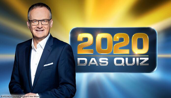 """Frank Plasberg moderiert """"2020 - das Quiz"""