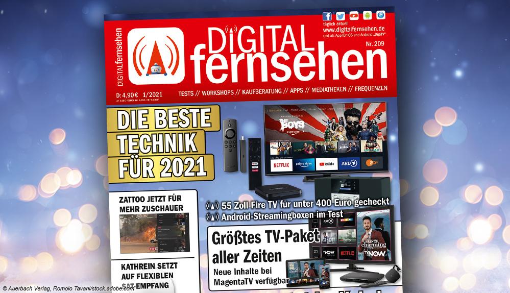 Digital Fernsehen 01 / 2021