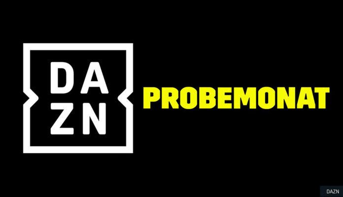 Dazn Probeabo