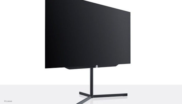 Der OLED TV bild s.77 von Loewe