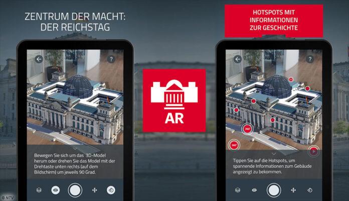 NTV AR-App