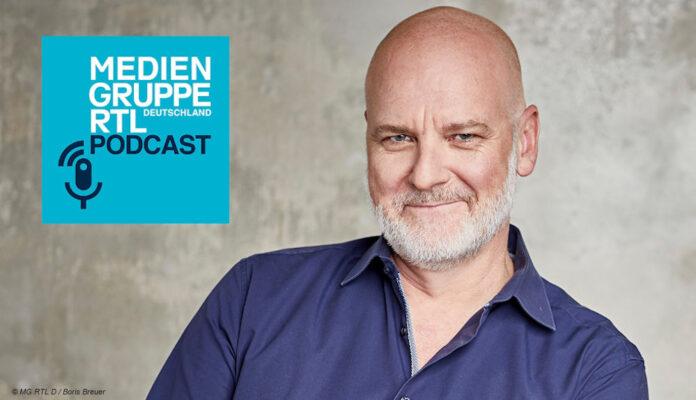 RTL Geschäftsführer Jörg Graf im Podcast über neues Programm 2021