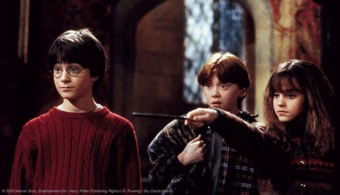 Der Pop up Channel Sky Cinema Harry Potter