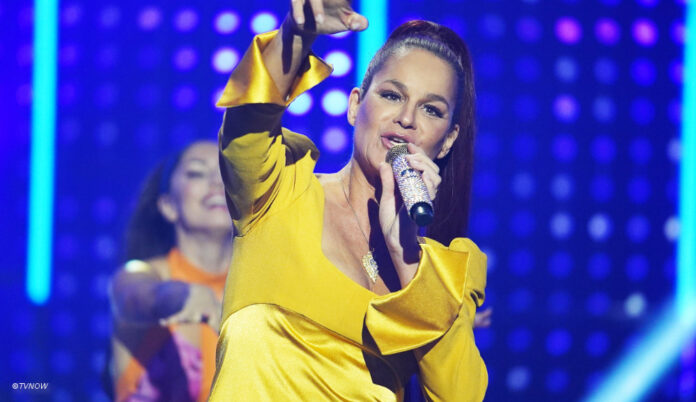 Andrea Berg RTL TVNOW
