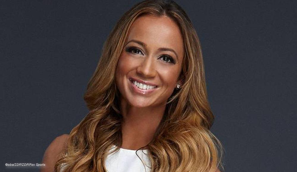 Kate Abdo ZDF/Fox Sports