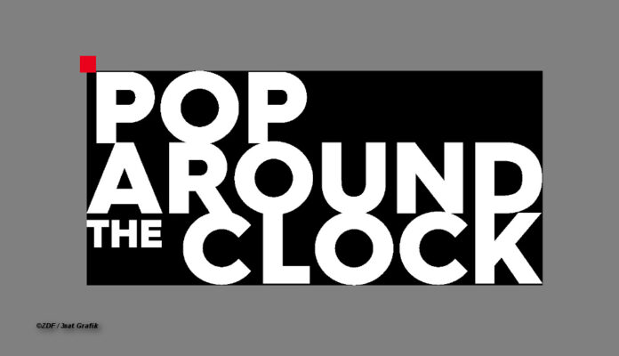 3sat Pop Around The Clock